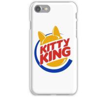 Kitty King iPhone Case/Skin