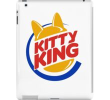 Kitty King iPad Case/Skin