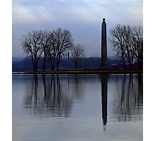Perry Monument - Erie, PA Photographic Print