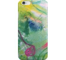 Secret Springtime Maps #3 iPhone Case/Skin