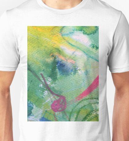 Secret Springtime Maps #3 Unisex T-Shirt