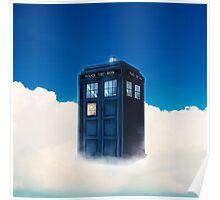 Tardis Cloud Poster