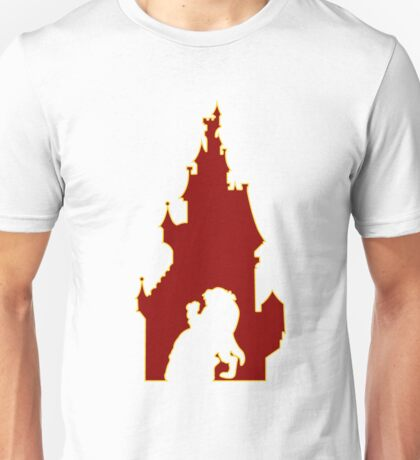 Beauty and the Beast Castle Unisex T-Shirt