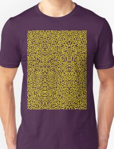 Keith Wall Yellow - Select Your Colour Unisex T-Shirt