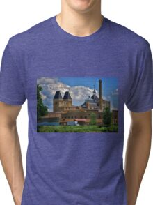 Minneapolis 9 Tri-blend T-Shirt