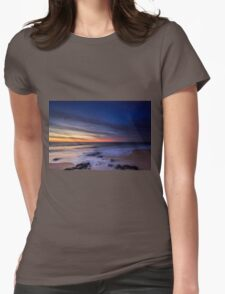 Fading Light Womens Fitted T-Shirt