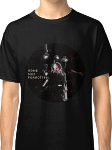 Gone, not forgotten - Seamus Aran & Her Metroid Classic T-Shirt