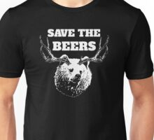 Save The Beers Unisex T-Shirt