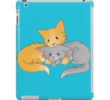 Cuddling Kittens iPad Case/Skin