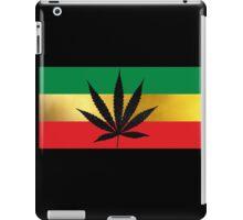 Jamaican Rasta Color Weed iPad Case/Skin