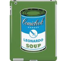 Leo Soup iPad Case/Skin