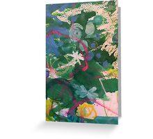 Secret Springtime Maps #4 Greeting Card
