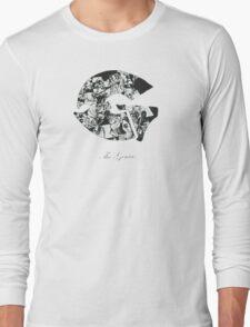 the genius Long Sleeve T-Shirt