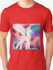 Celestia Oil Paint Unisex T-Shirt