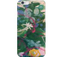 Secret Springtime Maps #4 iPhone Case/Skin