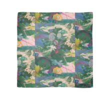 Secret Springtime Maps #4 Scarf