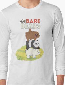 We bare shirt Long Sleeve T-Shirt