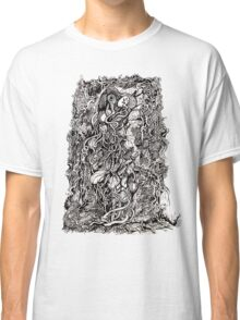 Life Without Skin by Brian Benson Classic T-Shirt