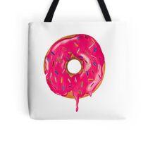 Drippy Donut Tote Bag