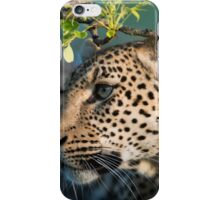 Leopard Profile iPhone Case/Skin