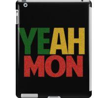 Yeah Mon! Jamaican Slang iPad Case/Skin