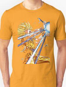 Son Goku- Saiyan God T-Shirt