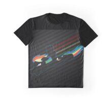 Rainbow Dash Abstract 4 Graphic T-Shirt
