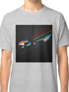 Rainbow Dash Abstract 4 Classic T-Shirt