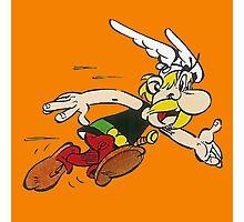 asterix Photographic Print