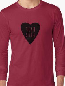 Team Sara  Long Sleeve T-Shirt