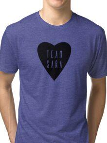 Team Sara  Tri-blend T-Shirt
