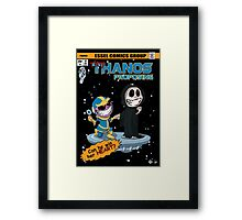 The Proposal - The Comic Framed Print
