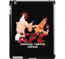 Kentucky Fighting Chicken iPad Case/Skin