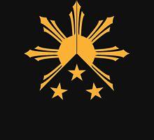 Tribal Philippines Filipino Sun and Stars Flag Unisex T-Shirt