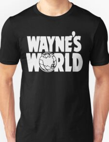 Wayne's World (HD vector graphic) Unisex T-Shirt