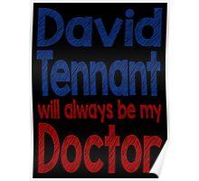 Dr. David Tennant Poster