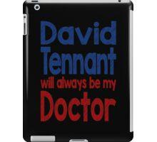 Dr. David Tennant iPad Case/Skin