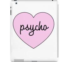 Heart Psycho iPad Case/Skin