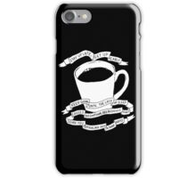 Life of a human iPhone Case/Skin
