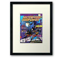 Nintendo Power - Volume 68 Framed Print
