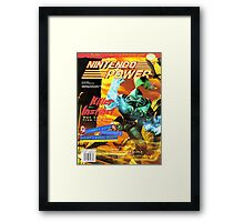Nintendo Power - Volume 76 Framed Print