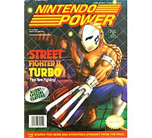 Nintendo Power - Volume 51 Photographic Print