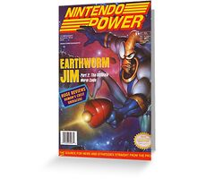 Nintendo Power - Volume 67 Greeting Card