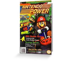 Nintendo Power - Volume 93 Greeting Card