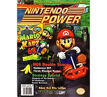 Nintendo Power - Volume 93 Photographic Print