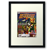 Nintendo Power - Volume 98 Framed Print