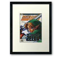 Nintendo Power - Volume 114 Framed Print