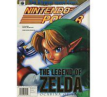 Nintendo Power - Volume 114 Photographic Print