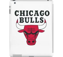 Chicago bull team iPad Case/Skin