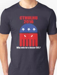 Cthulhu For President 2016 Unisex T-Shirt